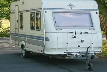 Wohnmobil mieten in Teltow von privat | Hobby  Lotte