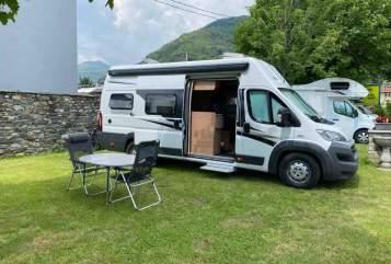 Wohnmobil mieten in Ettenheim von privat | Knaus Der Große