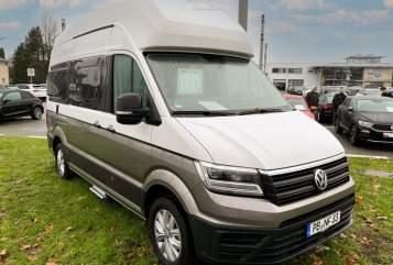 Wohnmobil mieten in Altenbeken von privat | VW VW Grand