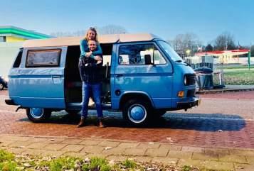Wohnmobil mieten in Lathum von privat | Volkswagen  Bertje