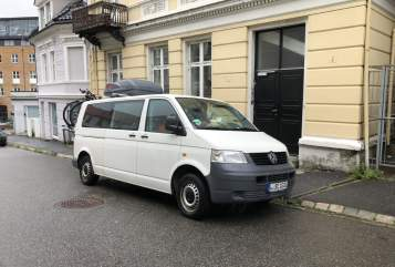 Wohnmobil mieten in Dresden von privat | VW  Else