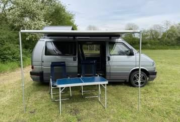 Wohnmobil mieten in Wardenburg von privat | VW T4  Carlos