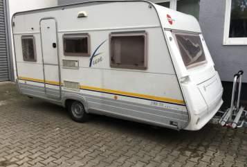 Wohnmobil mieten in Schriesheim von privat | Bürstner Bürstner *New*