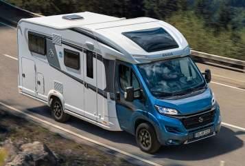 Wohnmobil mieten in Braunschweig von privat | Knaus  Camp4life3