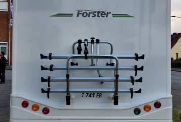 Wohnmobil mieten in Rheinberg von privat | Foster Forster 741EB