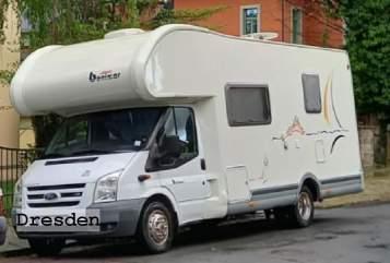 Wohnmobil mieten in Dresden von privat   Ford Beni