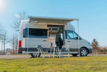 Wohnmobil mieten in Gelsenkirchen von privat   Volkswagen Otter-Mobil #3