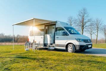 Wohnmobil mieten in Duisburg von privat | Volkswagen Otter-Mobil #5