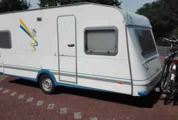Wohnmobil mieten in Emden von privat | Knaus KNAUSI