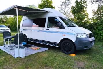 Wohnmobil mieten in Hannover von privat | VW Bullidame Ide