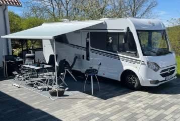 Wohnmobil mieten in Vechelde von privat | Capron WOMOBI-Sunny