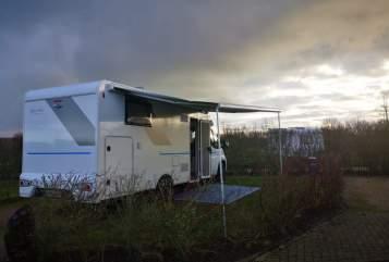 Wohnmobil mieten in Gevelsberg von privat   Sun Living  Enki