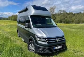 Wohnmobil mieten in Babenhausen von privat | VW DaDi Camper