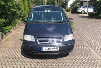 Wohnmobil mieten in Fulda von privat | VW Scharacha