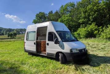 Wohnmobil mieten in Hersbruck von privat | Fiat Frieda