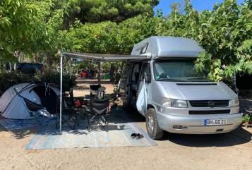 Wohnmobil mieten in Loffenau von privat   Volkswagen T4 Syncro  Meister Manni