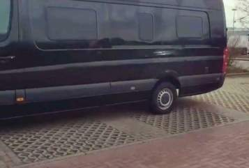 Wohnmobil mieten in Norderstedt von privat   VW Black Code