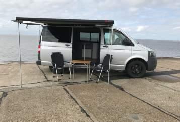 Wohnmobil mieten in Karlum von privat | Volkswagen T5 Küstenbulli 1