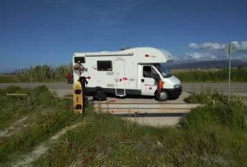 Wohnmobil mieten in Aichwald von privat | Roller Team Carl