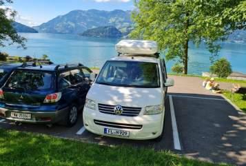 Wohnmobil mieten in Flensburg von privat | VW Leja