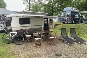 Wohnmobil mieten in Calw von privat | Eriba Touring Trolli