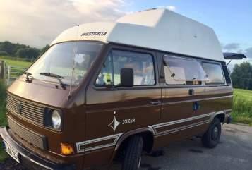 Wohnmobil mieten in Wedel von privat | Volkswagen Jolly