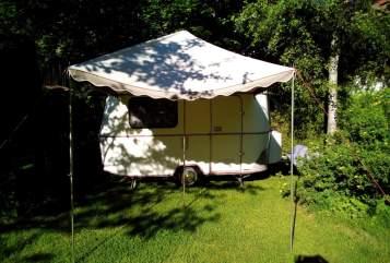 Wohnmobil mieten in Unterhaching von privat | Eriba Arkas Eriba Pan