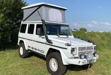 Wohnmobil mieten in Floh-Seligenthal von privat   Mercedes Benz Mr. Spot the G