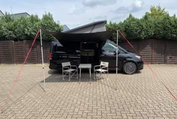 Wohnmobil mieten in Düsseldorf von privat   Mercedes Benz  Marco Polo