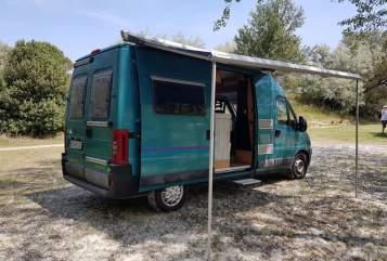 Wohnmobil mieten in Sinsheim von privat | Pössl  Grand Lady
