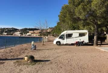 Wohnmobil mieten in Schopfheim von privat | Carado Fiat Relax