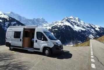 Wohnmobil mieten in Dortmund von privat   Weinsberg Malina