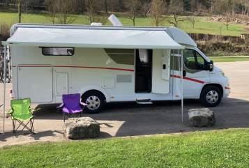 Wohnmobil mieten in Bad Wimpfen von privat   Sunligt FamilySun