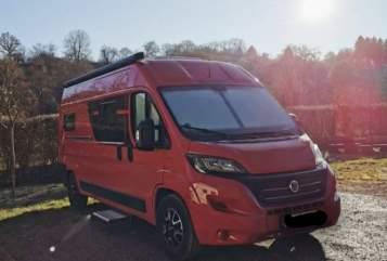 Wohnmobil mieten in Duisburg von privat | Fiat Clive
