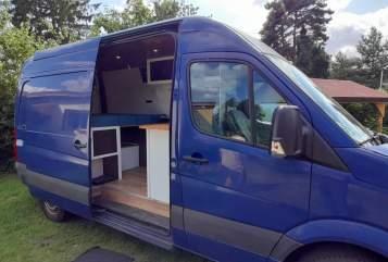 Wohnmobil mieten in Seevetal von privat | VW VW Crafter no.1
