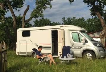 Wohnmobil mieten in Boxtel von privat | Adria Oskar