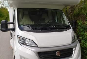 Wohnmobil mieten in Bad Tölz von privat   XGO ONUR Automatik