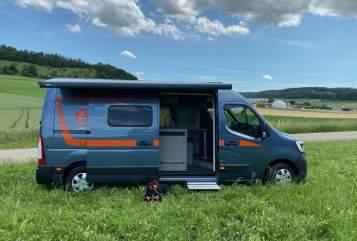 Wohnmobil mieten in Nattheim von privat   Renault Master Ahorn VAN 620