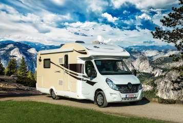 Wohnmobil mieten in Bispingen von privat | Ahorn HeidjerMobil