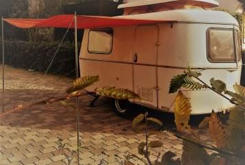 Wohnmobil mieten in Hamburg von privat | Eriba  'Oldiecamper'