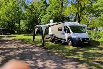 Wohnmobil mieten in Altötting von privat   Fiat  Lilly