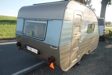 Wohnmobil mieten in Chemnitz von privat | Qek  Otto der 1.