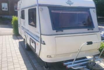 Wohnmobil mieten in Kamp-Lintfort von privat | Hobby Deluxe 480