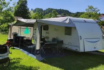 Wohnmobil mieten in Herrenberg von privat   Bürstner Familienkutsche