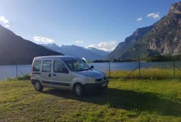 Wohnmobil mieten in Freiburg im Breisgau von privat | Renault Carlos