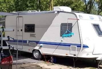 Wohnmobil mieten in Tüßling von privat   Hobby Wohni