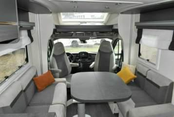 Wohnmobil mieten in Korschenbroich von privat   Challenger Luxus Solar