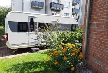 Wohnmobil mieten in Rostock von privat   Hobby Wohnwagen