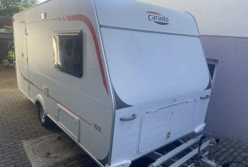 Wohnmobil mieten in Esslingen am Neckar von privat | Carado  XO Carado