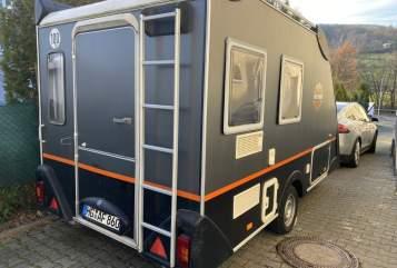 Wohnmobil mieten in Wehrheim von privat   Knaus HarleyCamper